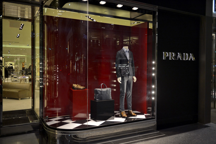 Finkid Erfurt » Prada Windows 2012 Summer, Toronto