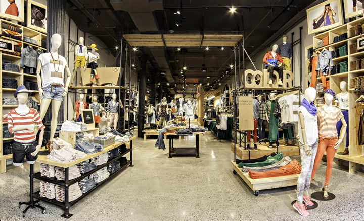 Levis Shop » Levis Store By Mbh Architects New York 02