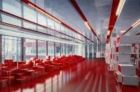OGILVY & MATHER office by Stephane Malka Architecture ...