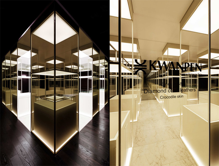 Interior Design Berlin » Kwanpen Store By Betwin Space Design, Seoul