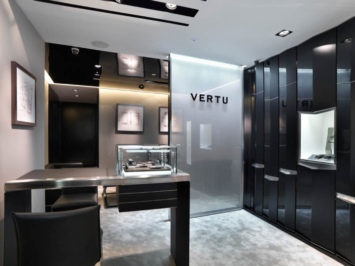 Meuble Home Studio » Mobile Stores! Vertu Store