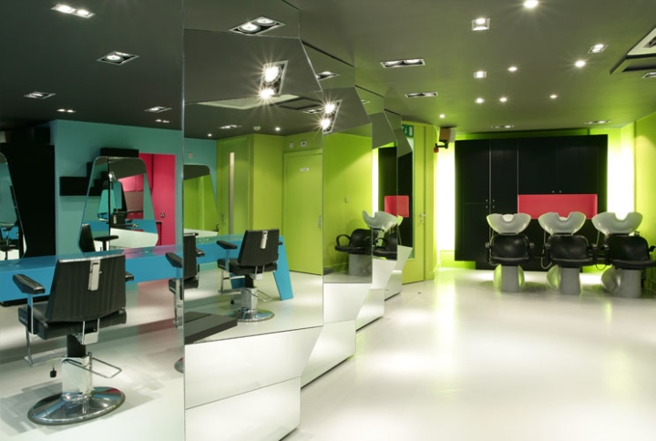 Hair Salons Reuben Wood Hair Salon By Peter Masters