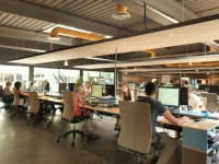 VirtualExpo open-space office by MultiPod Studio ...