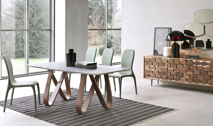 Nike Tisch » Butterfly Wooden Table By Angelo Tomaiuolo For Tonin Casa