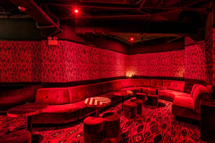 Deep House Girl Wallpaper 187 Le Baron Nightclub By Storeage Shanghai China