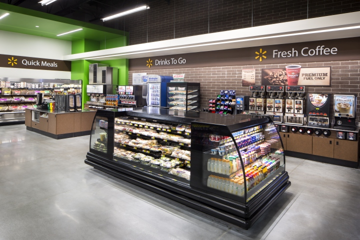 Walmart To Go Store by api(+), Bentonville \u2013 Arkansas
