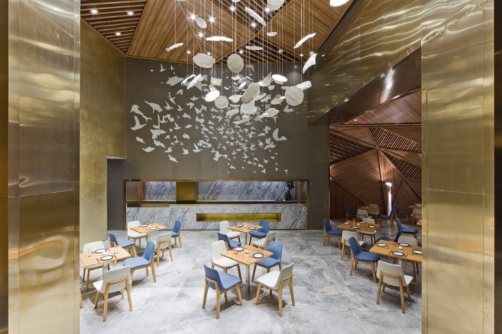 Buffet Restaurant Utrecht » Yue Restaurant By Panorama, Chengdu – China