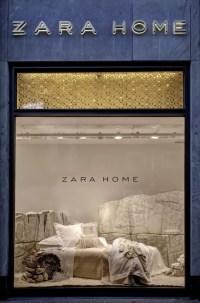 Retail Design Blog  Zara Home Windows, Milan - Italy