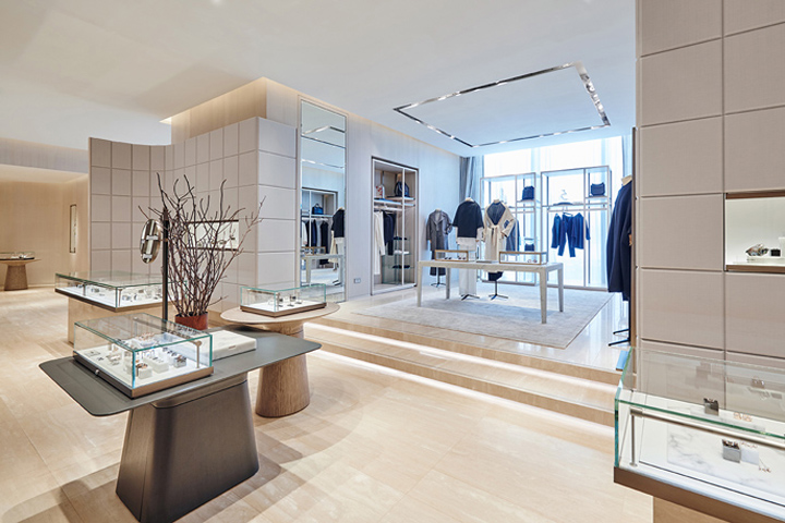 Remains Lighting New York » Lane Crawford Store Renewal By Yabu Pushelberg, Hong Kong
