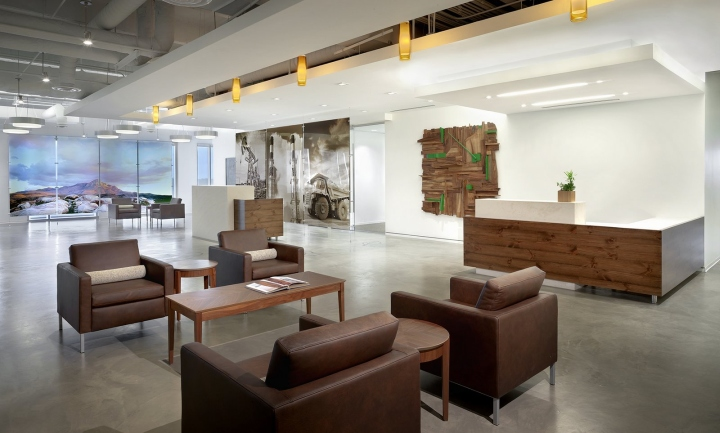 Environmental Resources Management office by STG Design, Houston \u2013 Texas