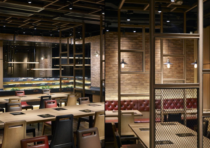 Sofa Berlin Nichigyu Japanese Hot Pot Restaurant By Studio C8, Hong