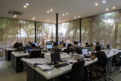 » MIA Design Studio Offices, Ho Chi Minh City – Vietnam