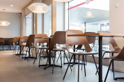 » Nussbaumer Bakery Café by Barmade Interior Design, Zug ...