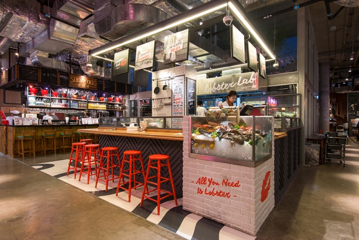 The Lobster Lab by Whitespace, Bangkok \u2013 Thailand - lobster customer service