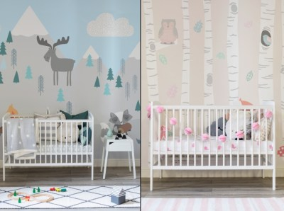 » Nursery wallpaper by Murals Wallpaper