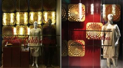 aLL festive window by Future Lifestyle Fashion, Pan ...