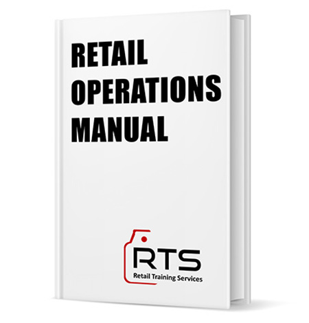 Retail Operations Manual Retail Training Services