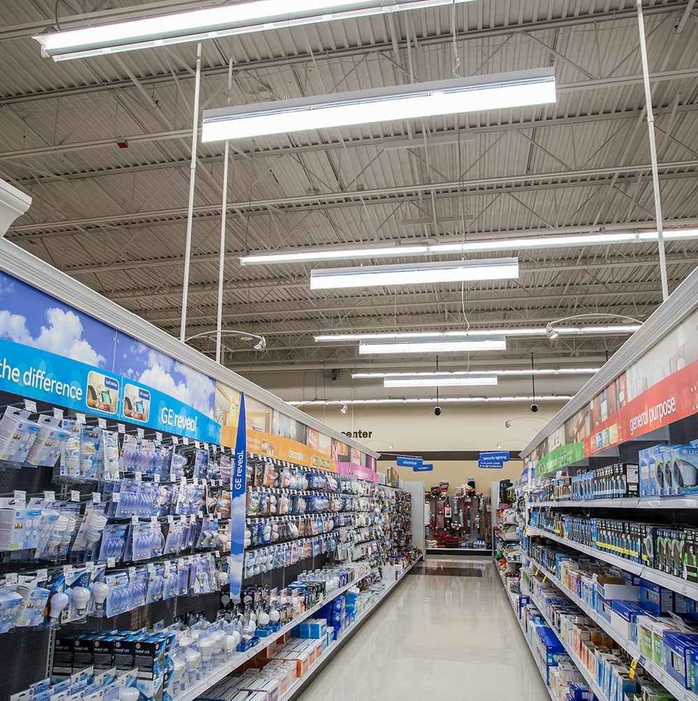 Resturant Stores Meijer To Transition All Stores To Led Lighting By 2021 Retail
