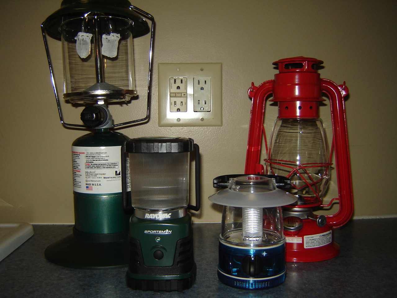 Diy Kerosene Lamp Comparison Of Lanterns Propane Vs Kerosene Vs Battery Powered