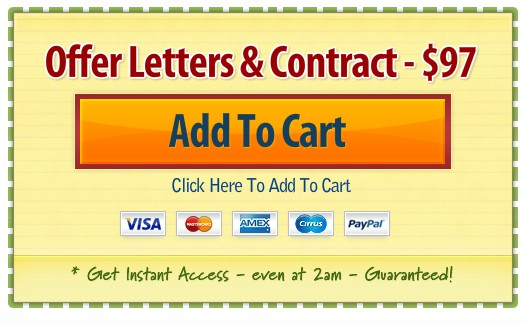 How To Write Offers That Get Accepted (With 3 Simple Pages) - REtipster