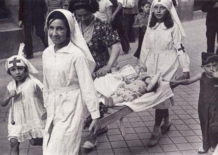Croix Rouge, 29 octobre 1936.