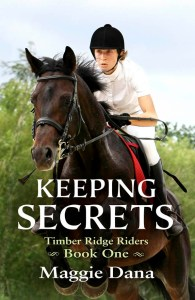 The first Timber Ridge Riders novel had me hooked.
