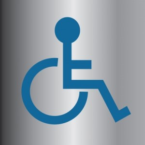 wheelchair icon by niamwham
