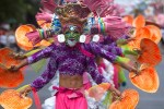 Masskara festival 2012,Bacolod City,Negros Occidental,Phillippines