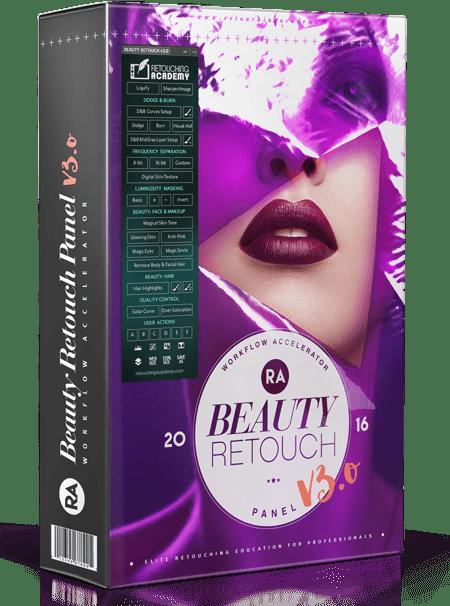 Beauty Retouch v3.0 Panel