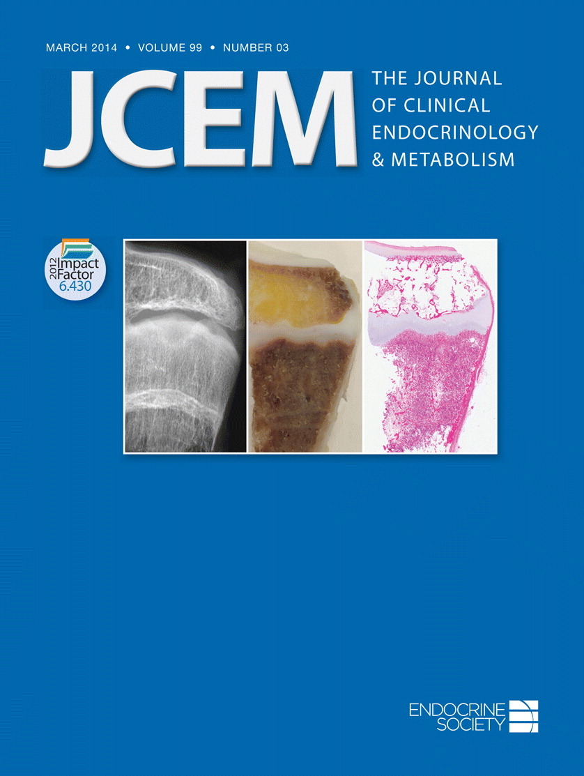 Journal Of Clinical Journal Clinical Endocrinology Metabolism Retraction Watch
