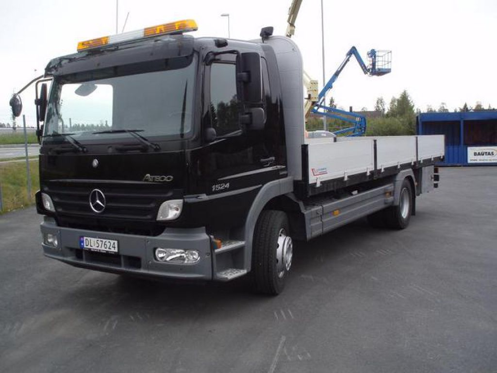 Mercedes Km Mercedes Benz Atego 1524 2007 21720 Km For Sale Retrade Offers
