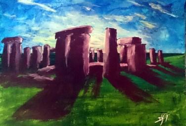 Stonehenge-Autor-Jose-Manuel-Gallego-Garcia