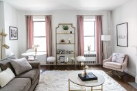 Living Room Tour - Living Room Transformation - NYC ...