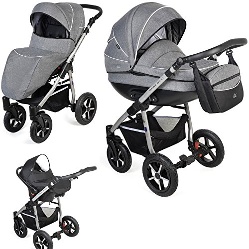 Kinderwagen Trio Set Günstig Buggy Wagen Baby Easywalker Harvey Review