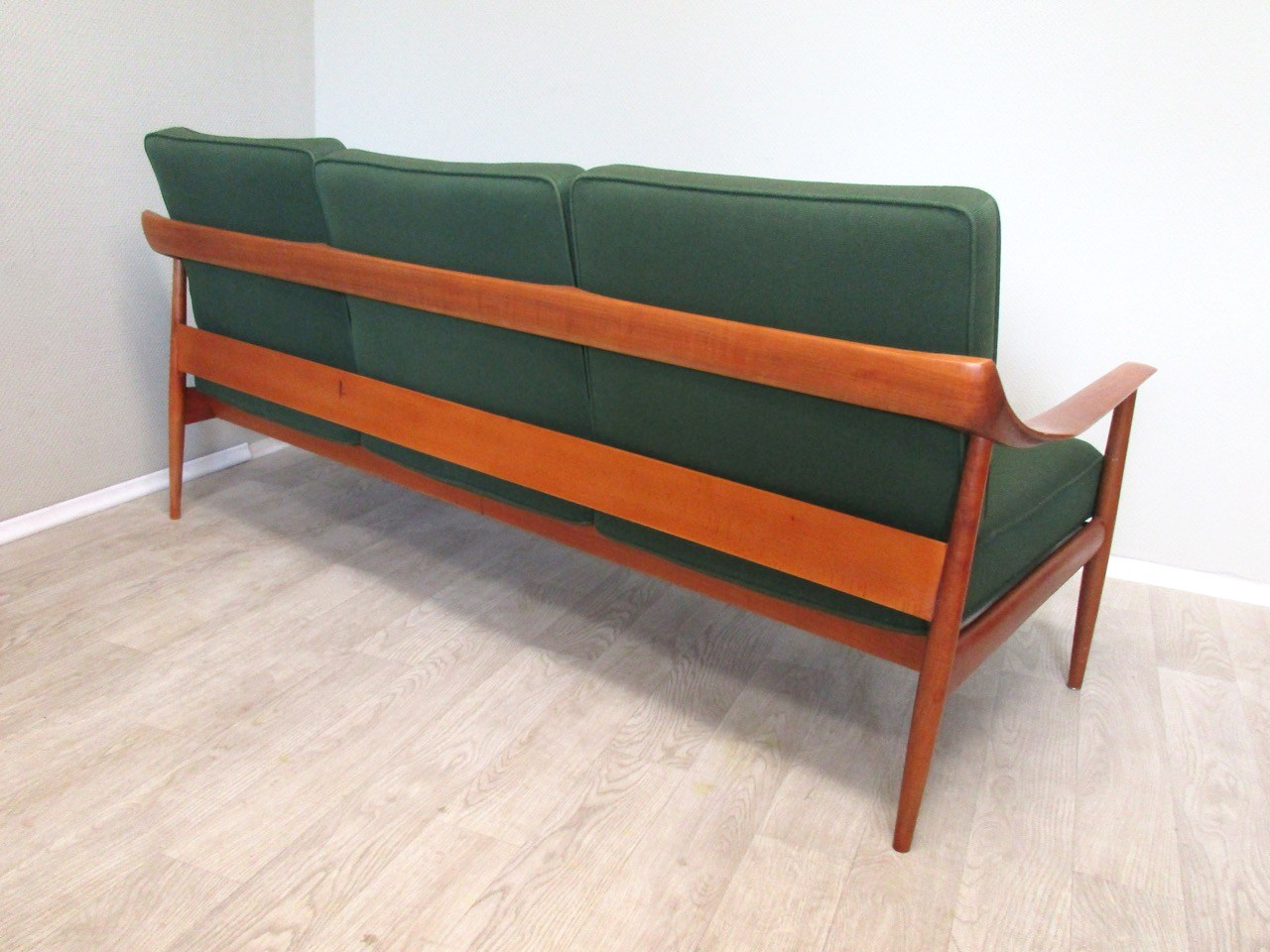 Dreier Sofa Sold Knoll Dreier Sofa Passend Zu Easy Chair Retro
