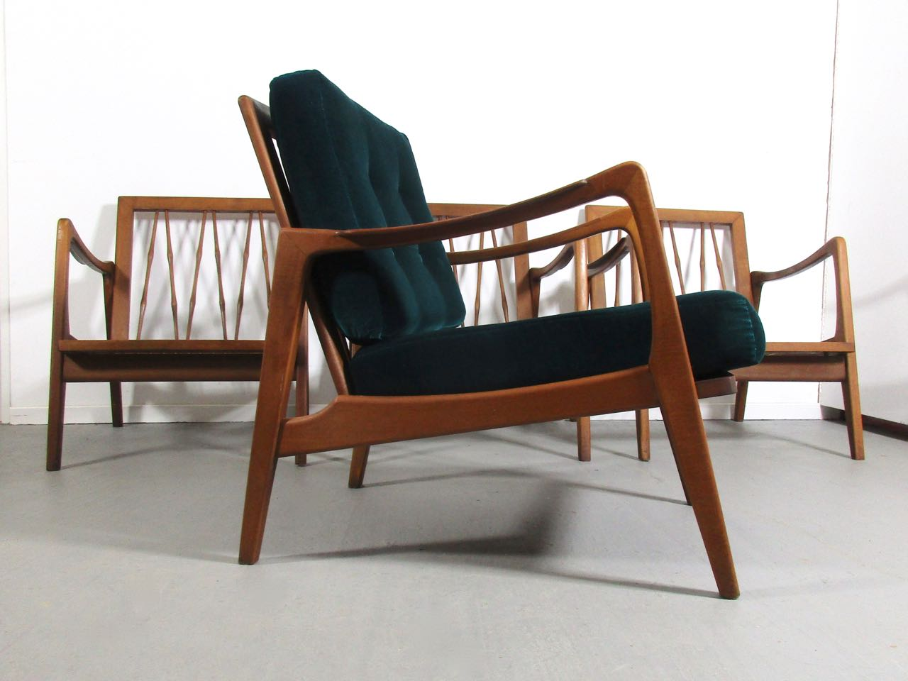 Mid Century Sessel Archive Retro Salon Cologne