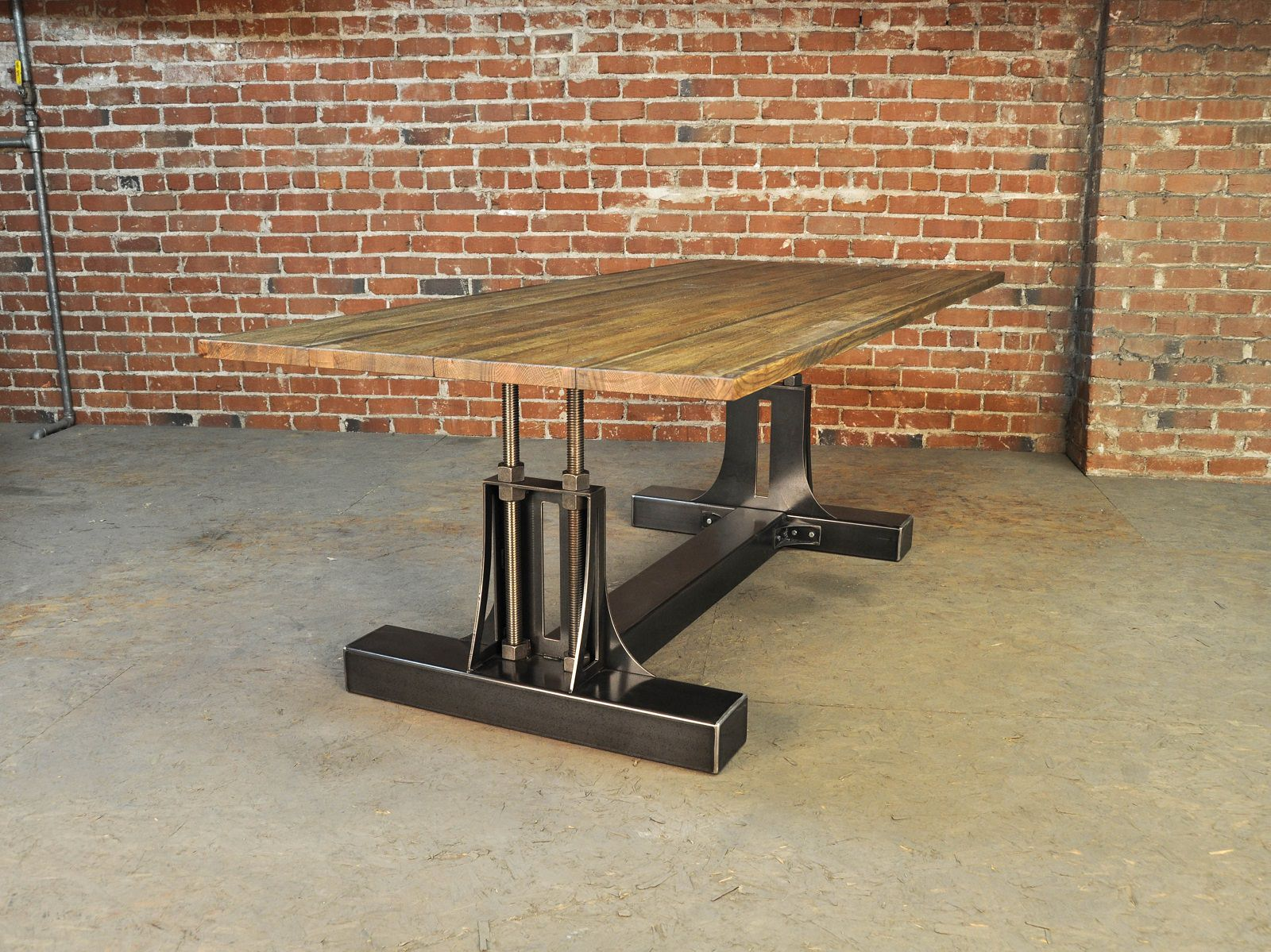 Industrial Vintage Post Industrial Table Vintage Industrial Furniture