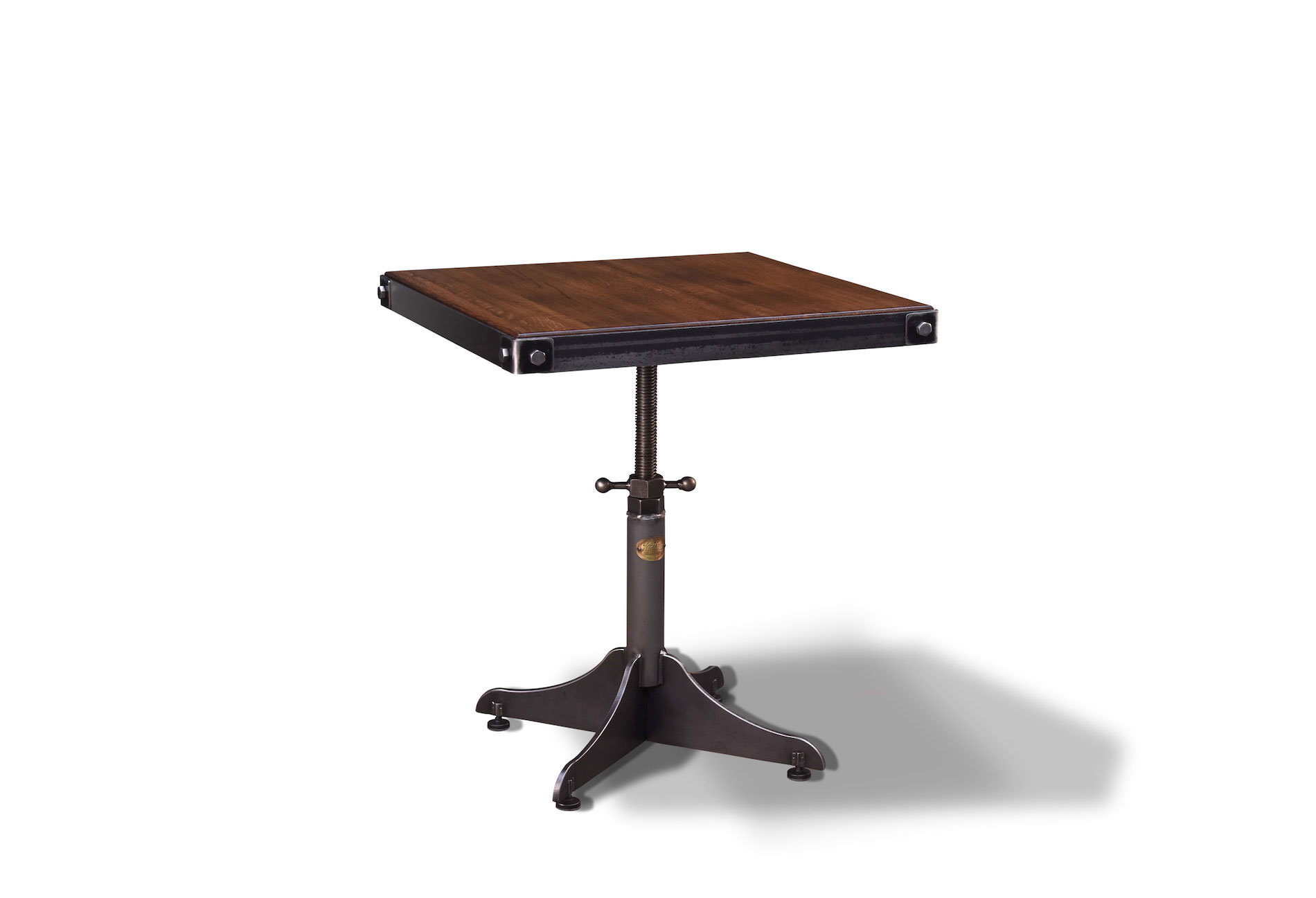 Standard Kitchen Table Top Height Whatever Table | Vintage Industrial Furniture