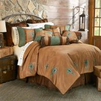 Las Cruces II Western Cross Comforter Set