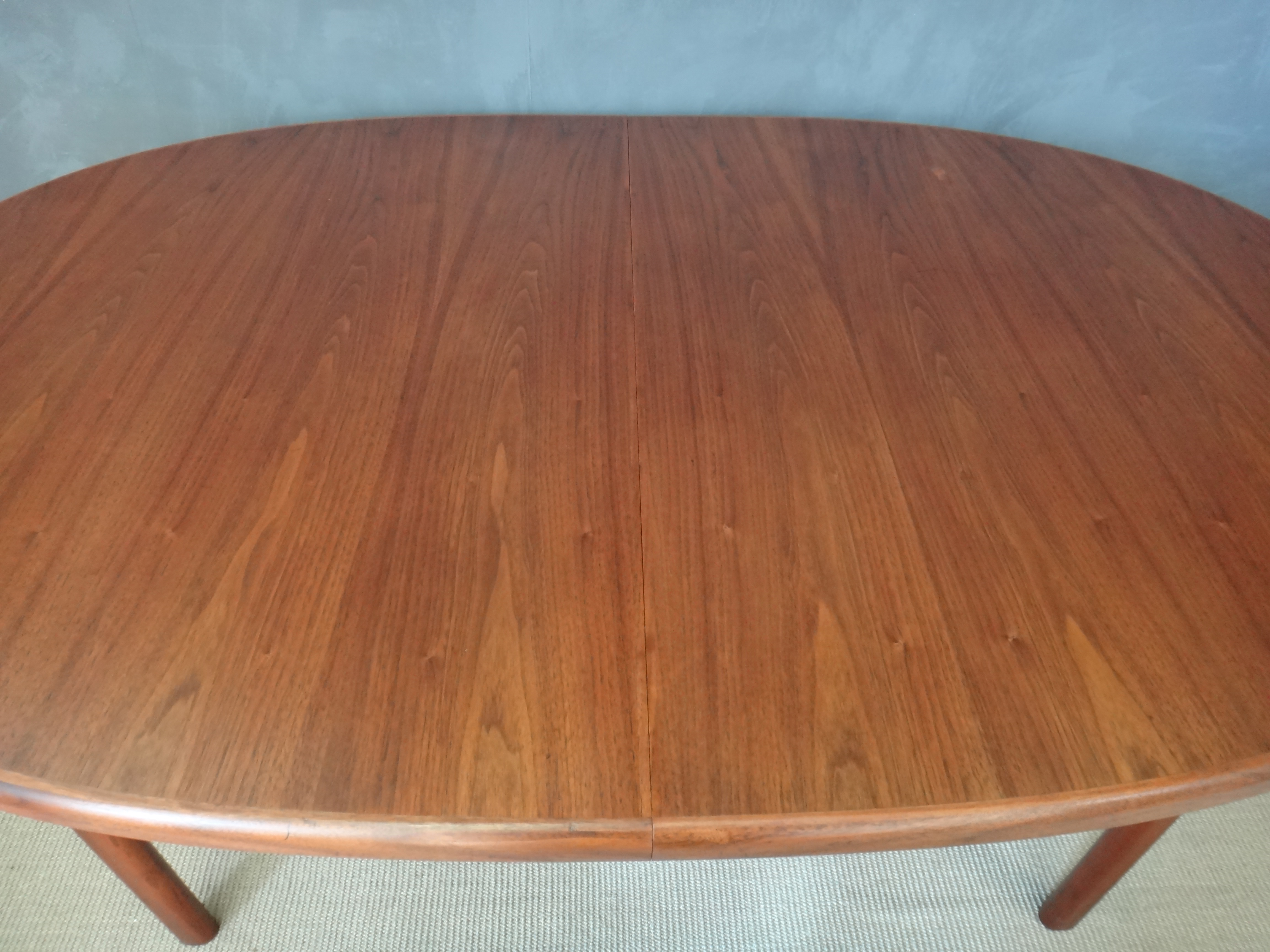 Danish Modern Dining Chairs For Sale On Sale Dux Danish Modern Oval Teak Dining Table Retrocraft