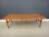 Mid Century Lane Coffee Table - Retrocraft Design ...