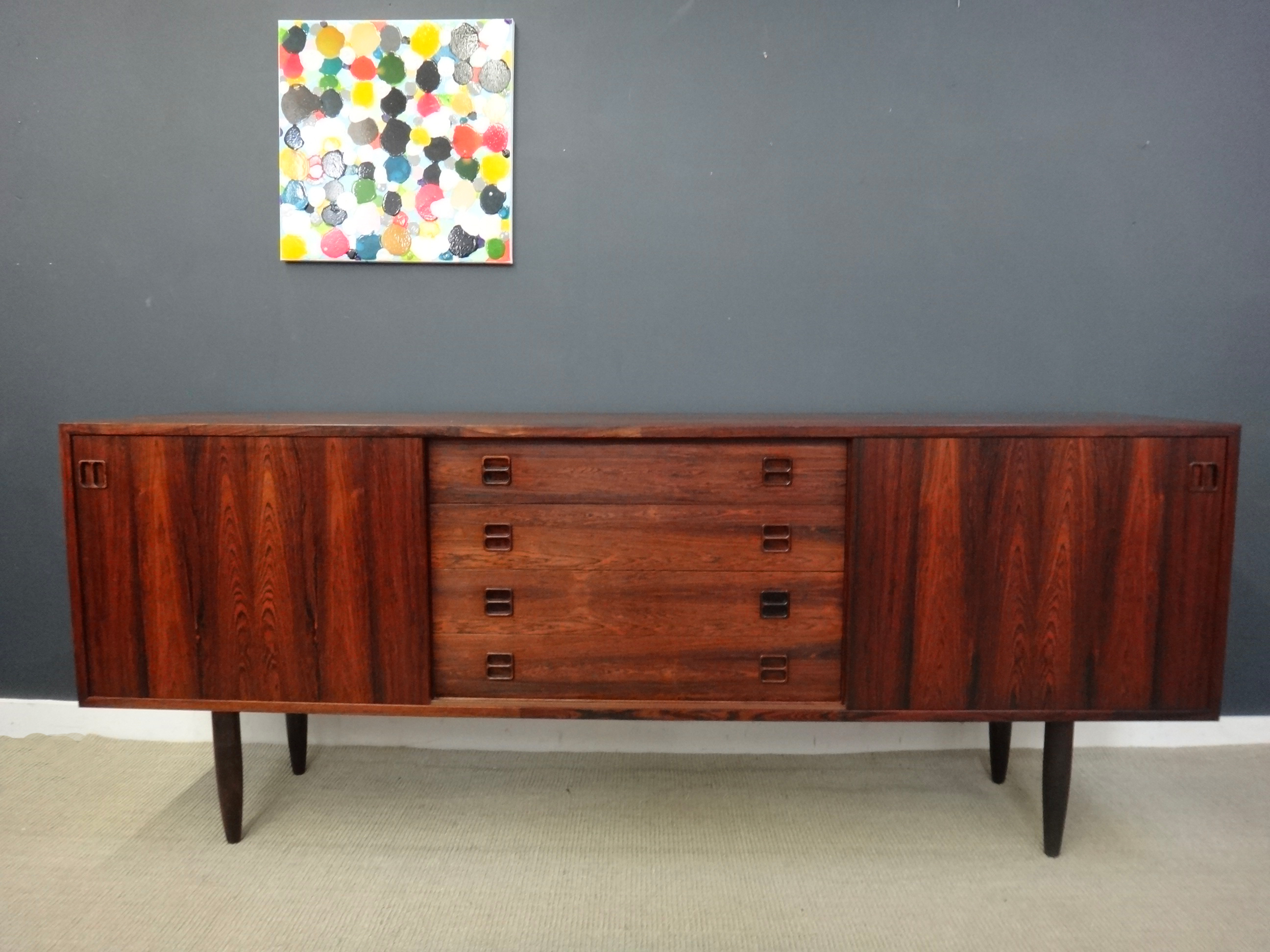 Vintage Rosewood Sideboard Retrocraft Design