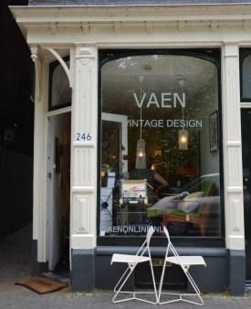 De winkel van VAEN Utrecht
