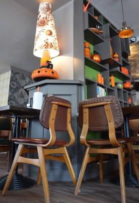 Fijne vintage stoeltjes bij BUUF