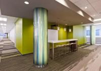 Aluminum Panels Enhance Interior Settings - retrofit