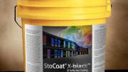 Sto Corp.'s StoCoat X-black, a heat reflective exterior wall coating.