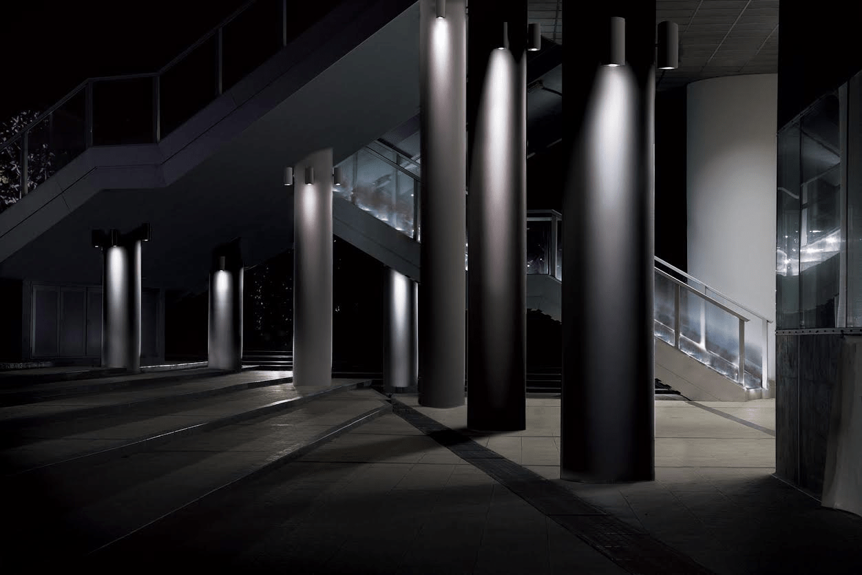 Exterior Led Tube Lights Led Interior And Exterior Tube Luminaire Delivers Broad Range Of