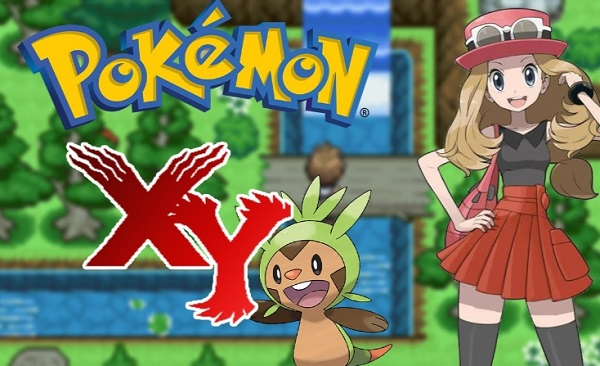 Pokemon x y gba hack rom download