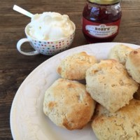best ever scones in the thermomix