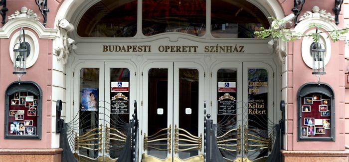 Színházak éjszakája 2016 – a Budapesti Operettszínház programja